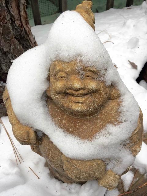 17 - SnowCappedBuddha